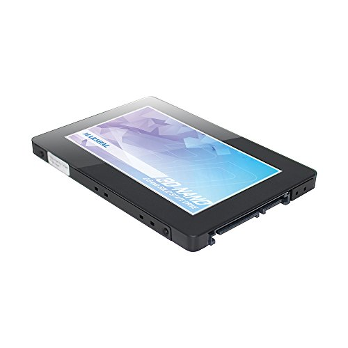 MARSHAL SSD 128GB 新技術 Micron製 3D TLC NAND / SATA 6Gb/s / 2年保証 7mm SMI コントローラ スペーサ付属 内蔵 2.5インチ MAL2128SA-AS3DL #Personal_Computer #B06XP94SQV