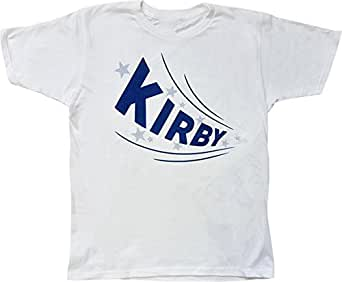 星のカービィ Tシャツ すいこみ ホワイト Lサイズ