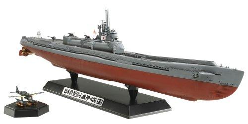 1/350 艦船 No.19 1/350 日本海軍 特型潜水艦 伊-400 78019