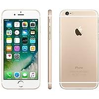 SIM-FREE SIMフリーApple iPhone 6, Used Phone, 中古iPhone, 格安SIM、国内SIMカード、海外どこでも利用可能, Use with local or international sim card, Apple iPhone 6 SIMFREE 64 GB (Gold) B-Type