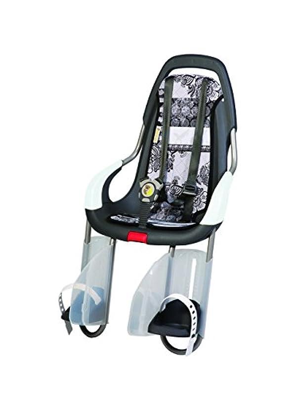 不正確あたり音声学Qibbel(キュベル) Rear Seat Set 後乗せ フレーム取付けタイプ [Rear Seat+Frame Fitment+Styling Set Rear 1set] Q108[Q100+Q200+Q202+Q311] Suzy Black (スージー ブラック)