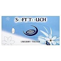 Nicky Family White Tissues 124 per pack (Pack of 6) - ニッキー・家族白組織パックあたり124 x6 [並行輸入品]