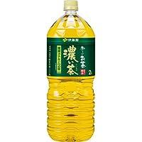 伊藤園 お~いお茶(おーいお茶) 濃い茶 2L 6本入×2ケース(12本)