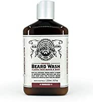 The Bearded Chap Original Rugged Beard Wash, 250 milliliters