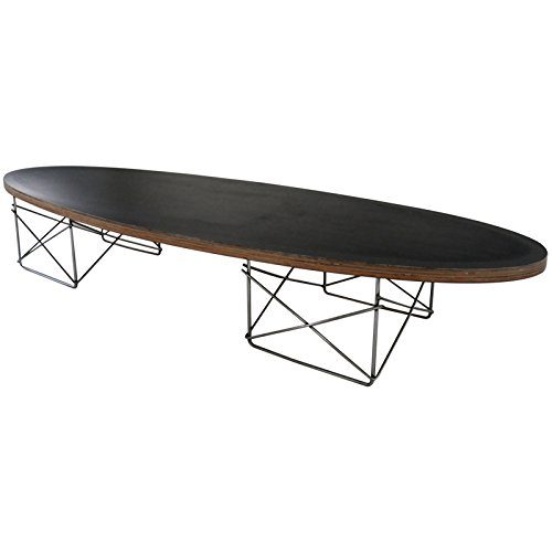 RoomClip商品情報 - イームズ ETRT eames-Elliptical Table サーフボードテーブル センターテーブル ローテーブル