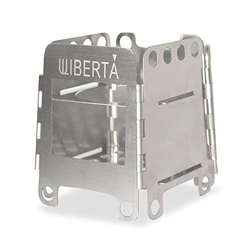 LIBERTA(リベルタ) 焚き火台 焚火台 薪 ウッドストーブ コンパクト 軽量タイプ