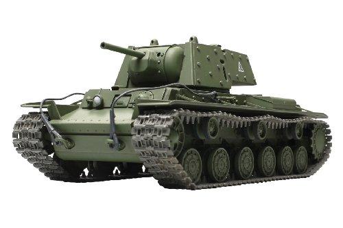 1/48 ソビエトKV-1重戦車 (増加装甲型)