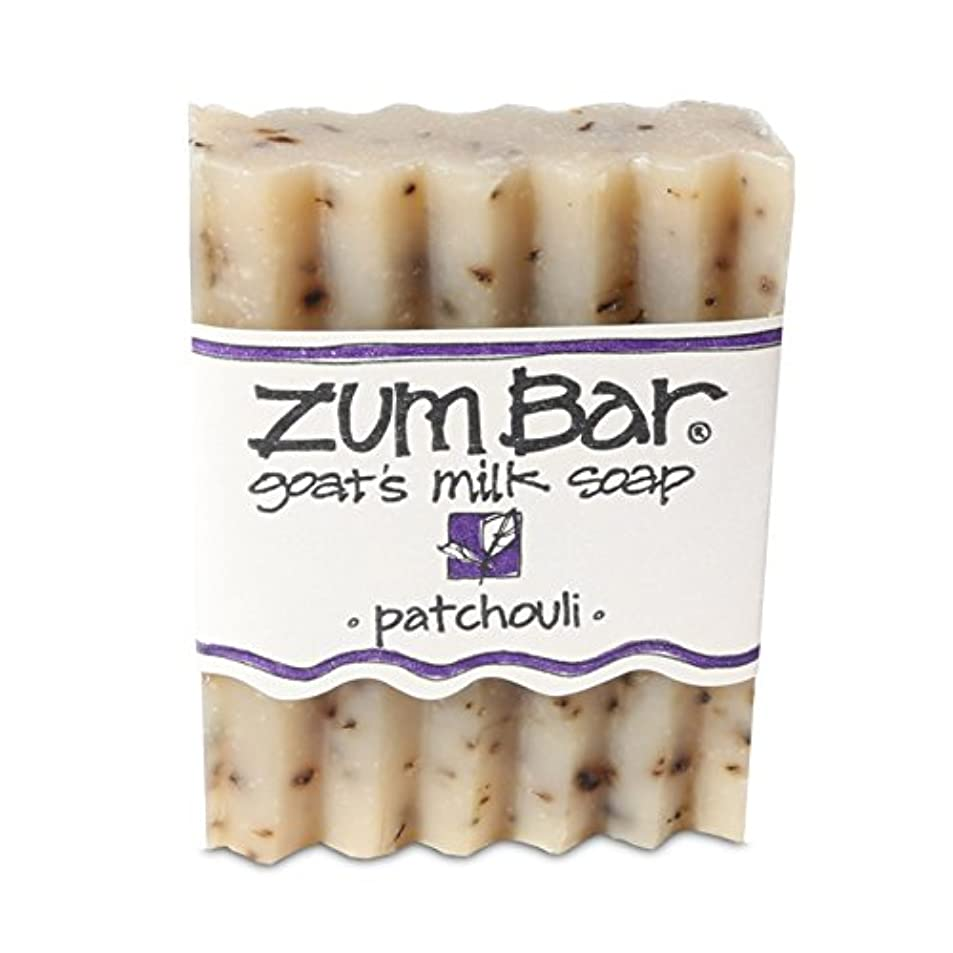 基本的な奨励それによって海外直送品 Indigo Wild, Zum Bar, Goat's ミルク ソープ パチョリ, 3 Ounces (2個セット) (Patchouli) [並行輸入品]