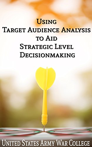 Using Target Audience Analysis to Aid Strategic Level Decisionmaking (English Edition)