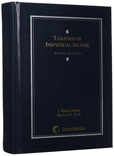 Download Taxation of Individual Income 1422482413