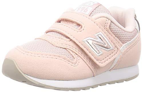 [ニューバランス] ベビーシューズ IV996   IZ996(現行モデル) 運動靴 通学履き 男の子 女の子 22_シェルピンク(PPK) 13.5 cm