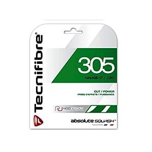テクニファイバー(Tecnifibre) スカッシュ用ストリング、ゲージ1.20mm CLASSIC LINE 305 1.20 TF 120 緑