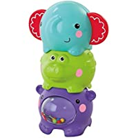 Fisher-Price Stackin' Sounds Animals [並行輸入品]
