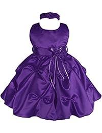 AMJ Dresses Inc DRESS ガールズ US サイズ: 3T カラー: パープル