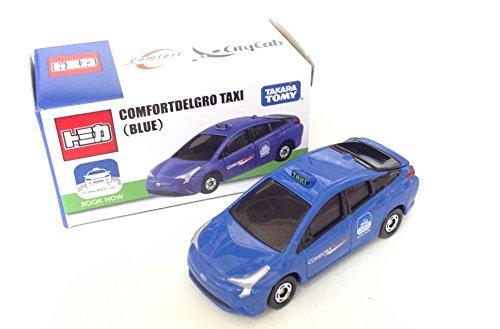 TOMICA(トミカ) トヨタ プリウスタクシー(COMFORTDELGRO TAXI BLUE) シンガポール限定 ブルー