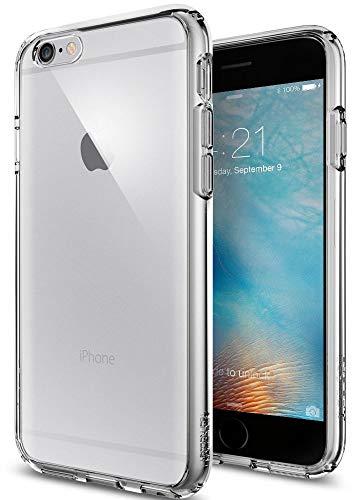 『【Spigen】iPhone6S ケース / iPhone6 ケース ウルトラ・ハイブリッド 米軍MIL規格取得 (スペース・クリスタル SGP11599)』のトップ画像
