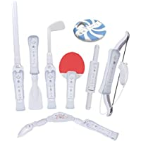 CTA WI-8SR NINTENDO WII 8-IN-1 SPORTS PACK FOR WII SPORT RESORT
