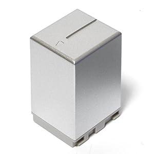MyBattery HQ+ JVC BN-VF733互換バッテリー【シルバー】 MBH-BN-VF733 Silver Plus
