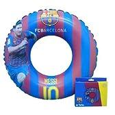 FCバルセロナ(FC Barcelona)オフィシャル子供用浮き輪:FCバルセロナオフィシャルグッズ