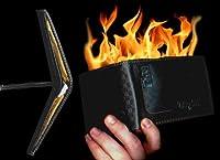 [ロックリッジ]Rock Ridge Flame! Wallet with Magnet P6840 [並行輸入品]