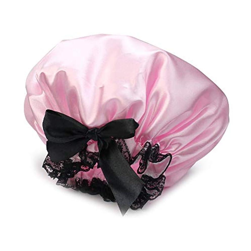 ヒューマニスティックするだろう啓発するOrient Direct 女性の女の子のための入浴キャップゴムバンドシャワー帽子髪の入浴キャップ
