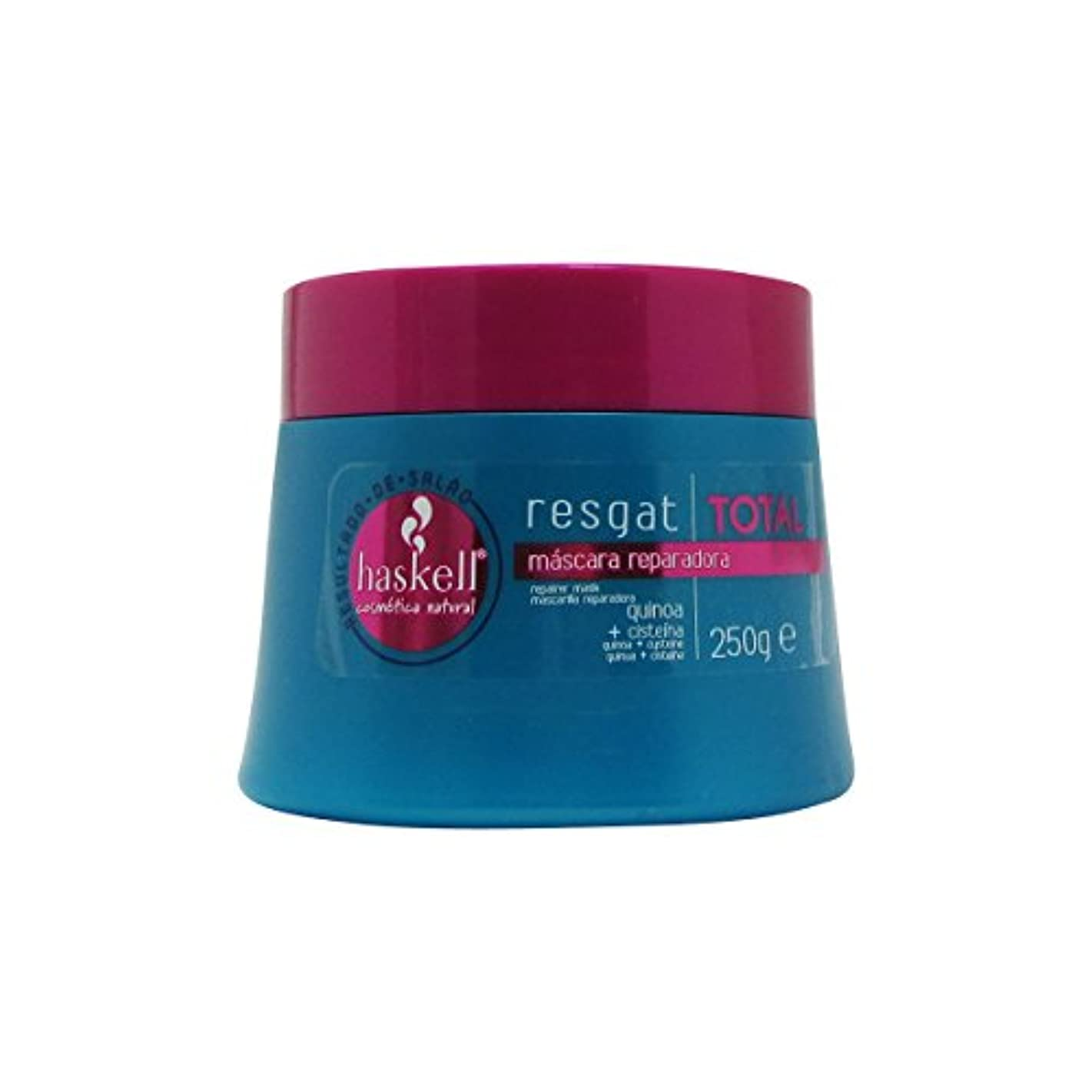 身元特殊ピンポイントHaskell Resgat Total Hair Mask 250g [並行輸入品]