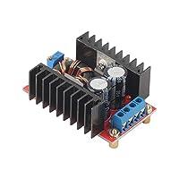 プロフェッショナル150W DC-DCブーストコンバーター10-32Vから12-35Vへのステップアップ充電器電源モジュールステップアップ電圧充電器モジュール-マルチカラー