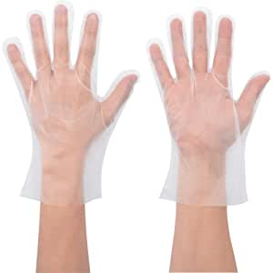 ポリエチ手袋 No.826 Sサイズ