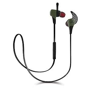 【日本正規代理店品・保証付】JayBird X2 Bluetooth イヤホン - ダークグリーン(ALPHA) コンプライ・3ペア付属 JBD-EP-000010a