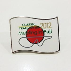 TEAM LOTUS ジャパンロータスデー ピンバッヂ02 LOT-PIN-JLD02