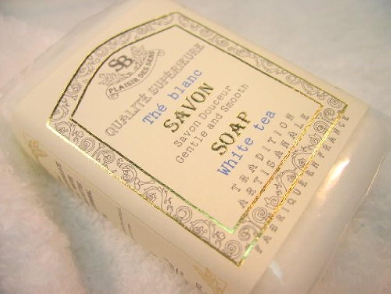 ポークドナー定刻Senteur et Beaute (サンタール?エ?ボーテ) フレンチクラシック マイルドソープ ワンサイズ ホワイトティー
