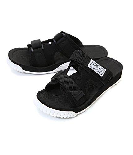 SHAKA [シャカ] / CHILL OUT (シャカ チルアウト サンダル シューズ 靴 スポーツサンダル スポサン) 27cm ブラック