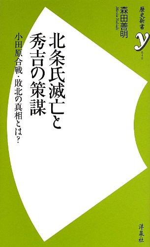 北条氏滅亡と秀吉の策謀 (歴史新書y)