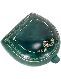ペローニ コインケース Peroni 594 BriarDarkGreen Gold Decoration #4 / ゴールドデコレーション#4 正規輸入品