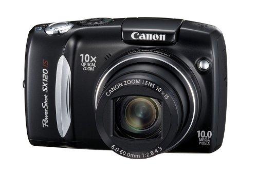 Canon デジタルカメラ Power Shot SX120 IS PSSX120IS