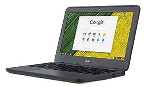 Acer Chromebook 11 N7 C731-F12M (Celeron N3060/2GB/16GB eMMC/11.6/ Chrome OS/Officeなし/スティールグレイ)