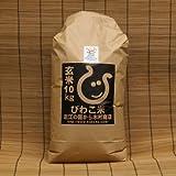 日本晴 環境こだわり米 玄米10kg【平成28年・滋賀県産】