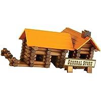 ノーブランド品 165枚入り ハウス 積み木 立体的パズル 親子ゲーム おもちゃ玩具 ギフト