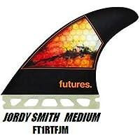 FUTURE FINS(フューチャーフィンシステム) JORDY SMITH MEDIUM(ジョディースミス ミディアム) 3本セット