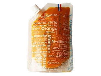 ラ・フルティエール [冷凍] アプリコットピューレ加糖10% 250g