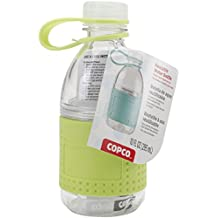 Copco Hydra Mini Reusable Water Bottle, 10-Ounce, Lime