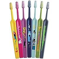 クロスフィールド TePe テペ 歯ブラシ × 5本入 セレクトコンパクトソフト ZOO シリーズ