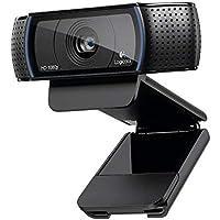 ロジクール ウェブカメラ C920r ブラック フルHD 1080P ウェブカム ストリーミング 国…