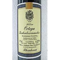 世界3大貴腐ワイン トロッケンベーレンアウスレーゼのお値打ち品 ボーデンハイマー TBA