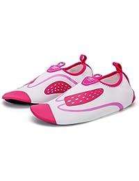 HUMASOLメンズレディース軽量速乾性Aqua靴多機能水Socks for Swimビーチプール