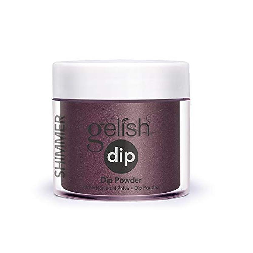 アシュリータファーマン応答硬化するHarmony Gelish - Acrylic Dip Powder - Seal the Deal - 23g / 0.8oz