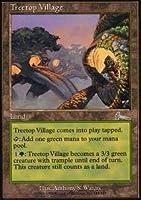 Magic: the Gathering - Treetop Village - Urza's Legacy