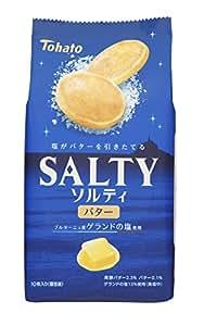 東ハト ソルティバター 10枚×12袋