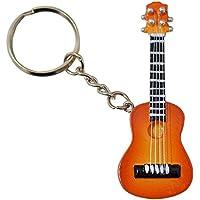 GIFT GARDEN キーホルダー ギター ギフト プレゼント 入部祝い 卒部祝い 発表会 記念品 KL-UT34-CKZA