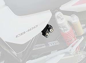 キジマ(Kijima) ヘルメットロック CB400SF/CB400SB('14-) ブラック 303-1553